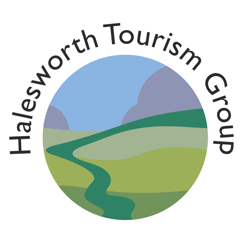 New logo for Halesworth Tourism Group