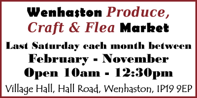 Wenhaston Produce, Craft & Flea Market